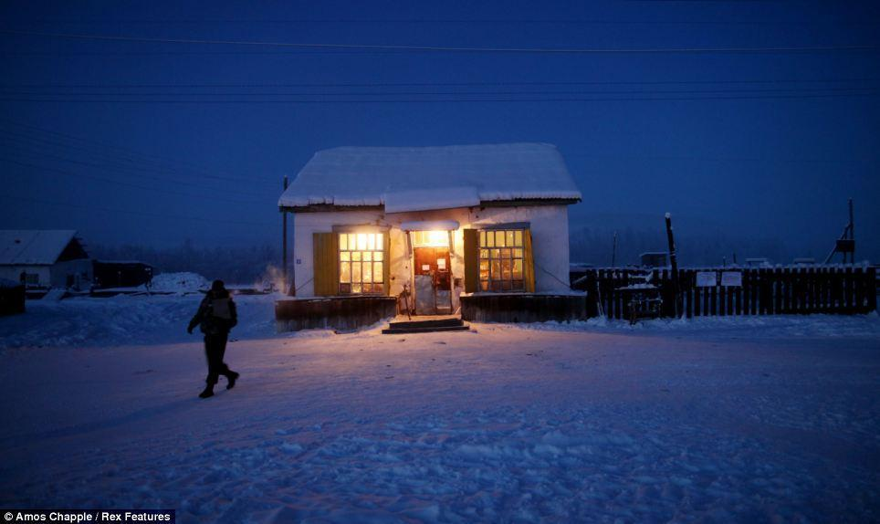 oymyakon18 Село Оймякон   самый холодный населенный пункт в мире