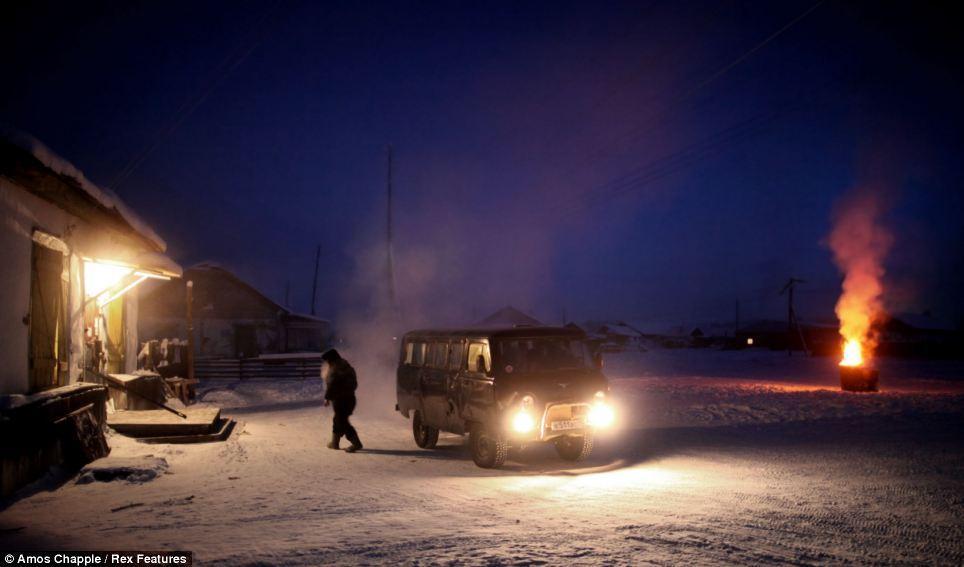 oymyakon19 Село Оймякон   самый холодный населенный пункт в мире