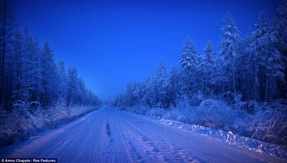 oymyakon20 Село Оймякон   самый холодный населенный пункт в мире