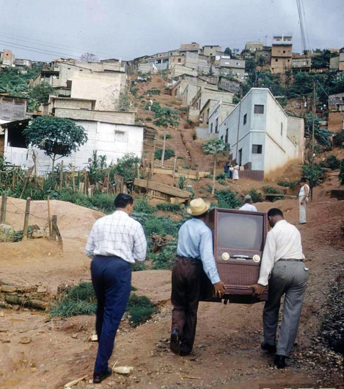 plodineftyanogobuma 1 Венесуэла, 1953 г. Плоды нефтяного бума или как США строили в Венесуэле вторые США