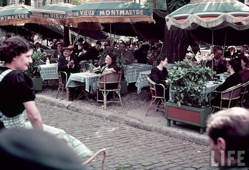 prewarparis06 800x545 Последнее мирное лето довоенного Парижа. 1939 год