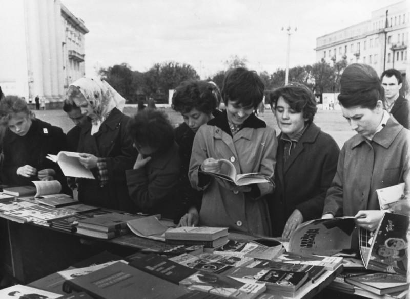 readingkirov04 800x585 Киров читающий: 1960 е годы