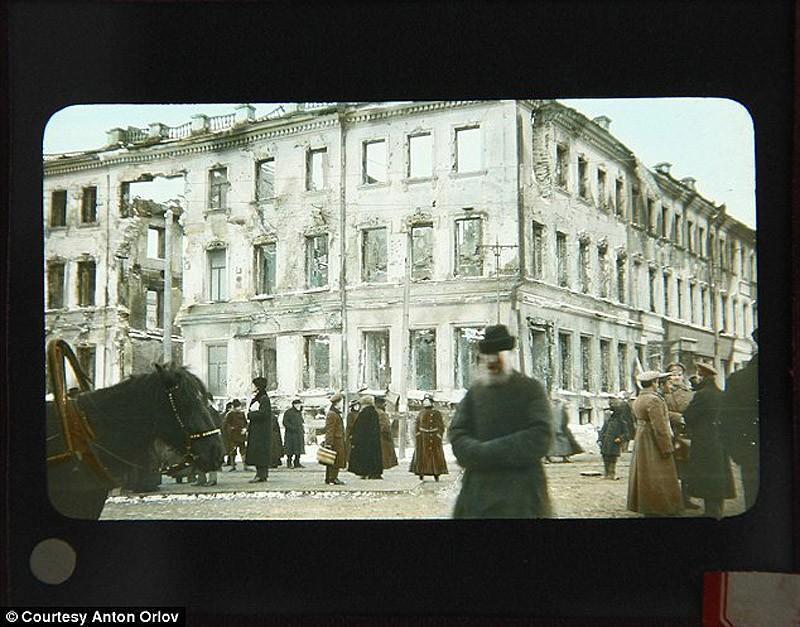 revolution13 Русская революция в цвете: фотографии 1917 года увидели свет в XXI веке