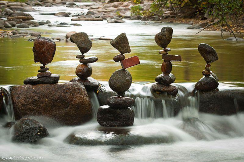 rockbalance04 Балансирующие камни от Майкла Граба