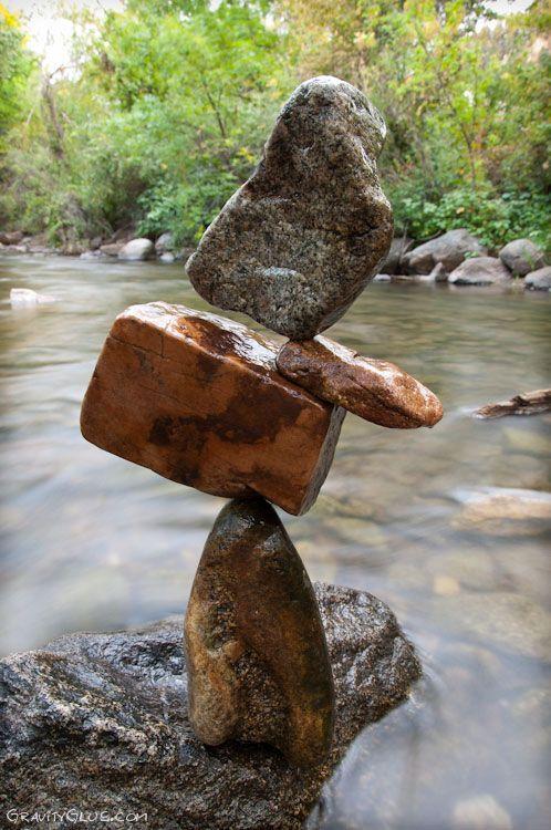 rockbalance08 Балансирующие камни от Майкла Граба