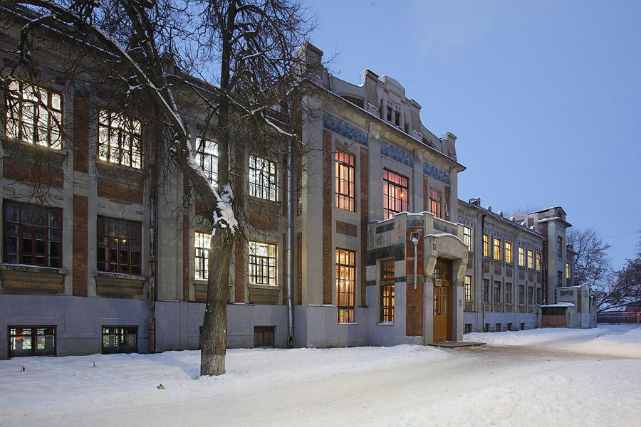 samayakrasivayashkola 27 Самая красивая школа России