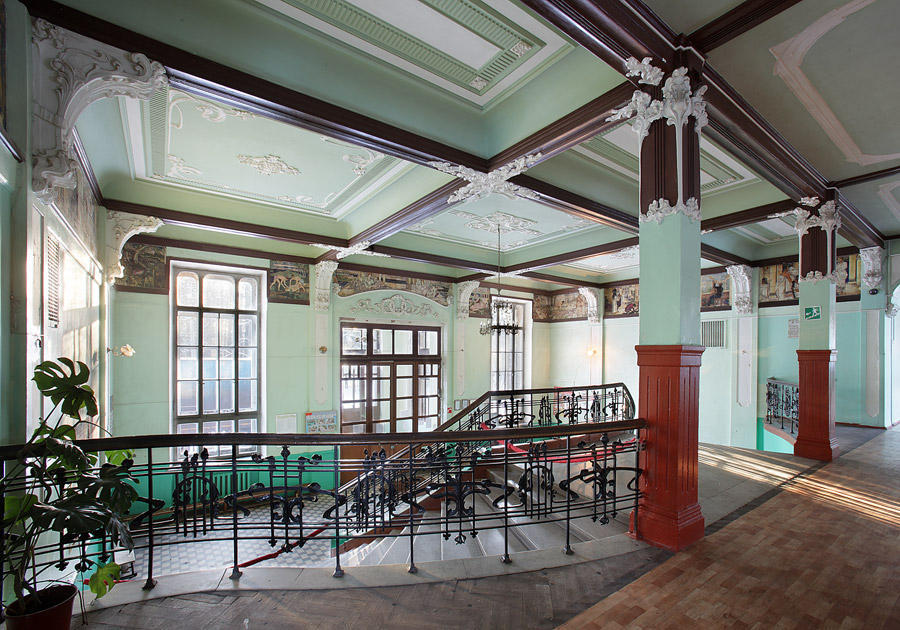 samayakrasivayashkola 54 Самая красивая школа России