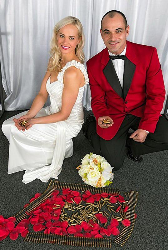 shotgunwedding03 Вооруженные свадьбы в Лас Вегасе
