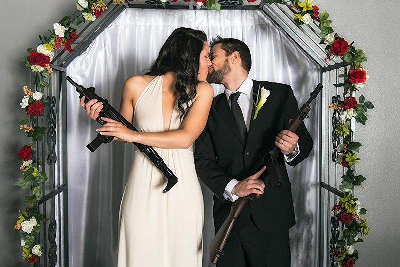 shotgunwedding05 Вооруженные свадьбы в Лас Вегасе