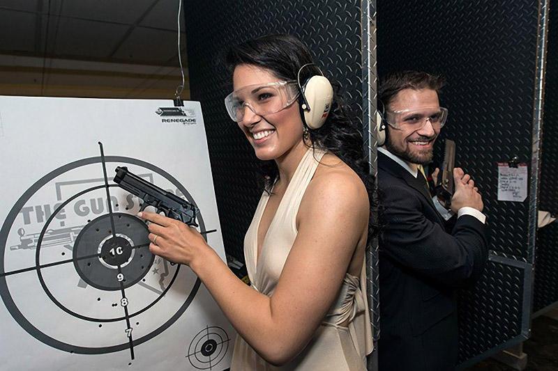 shotgunwedding07 Вооруженные свадьбы в Лас Вегасе