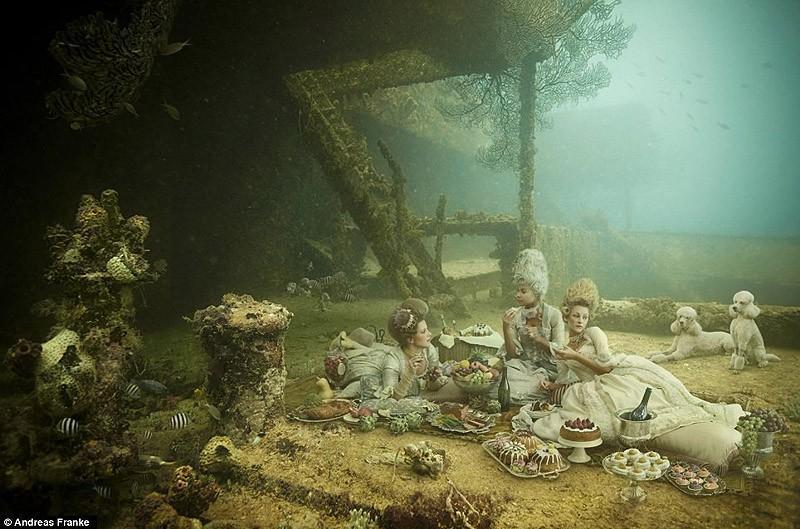 underwater06 Невероятная подводная фотогалерея Андреаса Франке