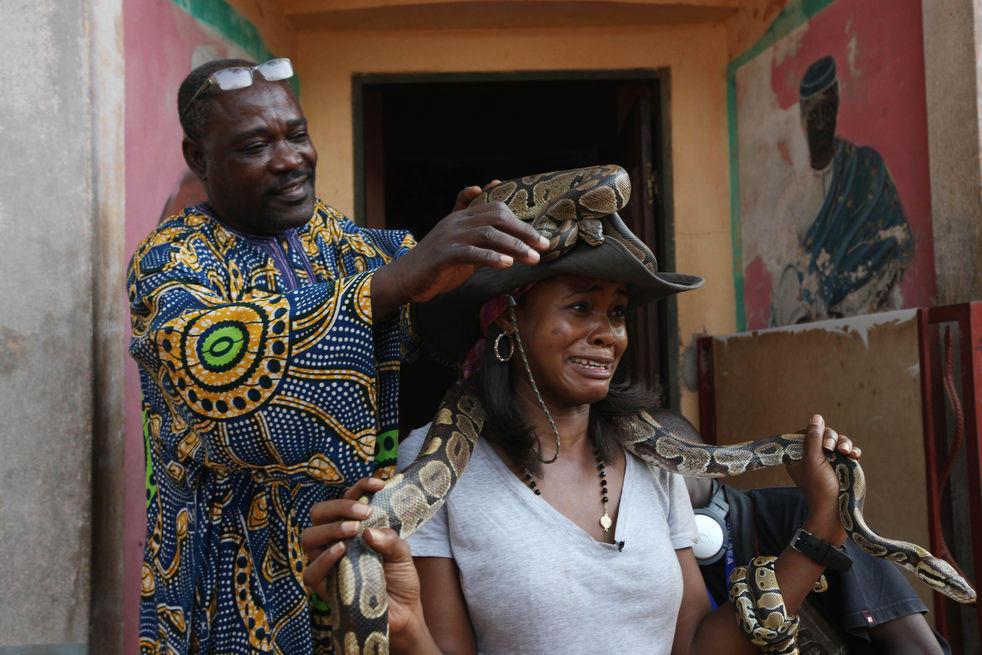 voodoo01 Современный культ вуду в Бенине
