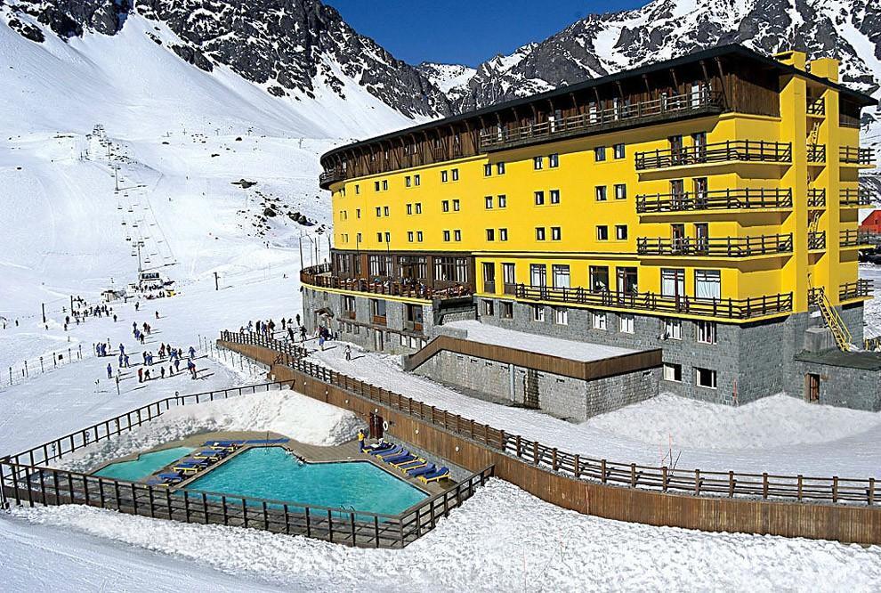 Из лучших горнолыжных курортов мира