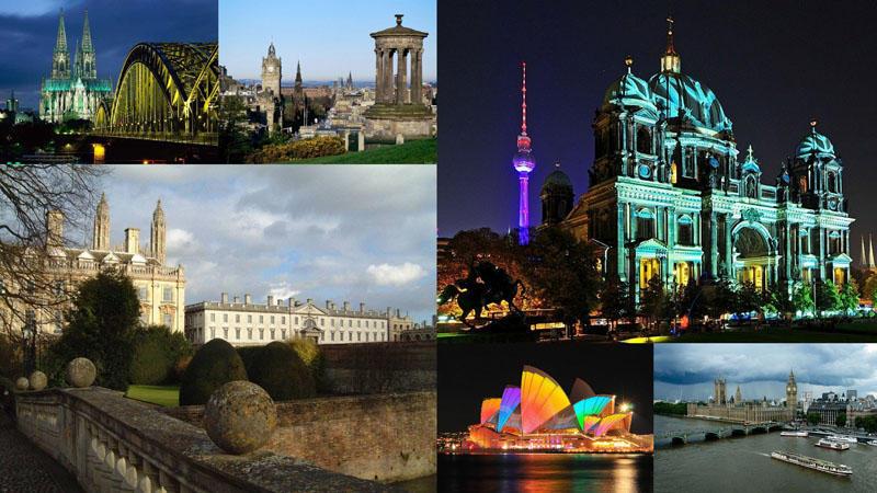 Top‑5 городов, говорящих на английском и немецком, для тех, кто изучает иностранные языки