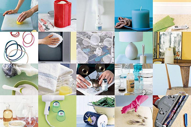 BIGPIC12 Ещё 20 маленьких хитростей для чистоты в доме