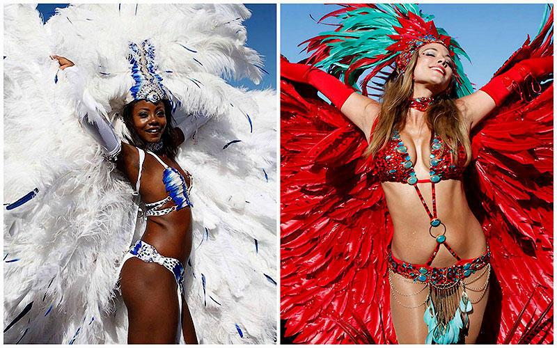 Карнавал в Тринидад и Тобаго 2013