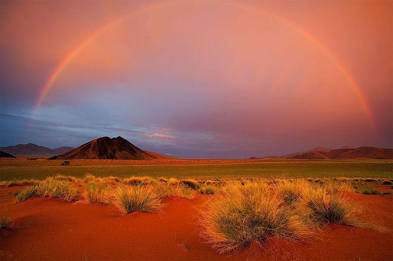 BIGPIC57 Фантастические пейзажи Намибии