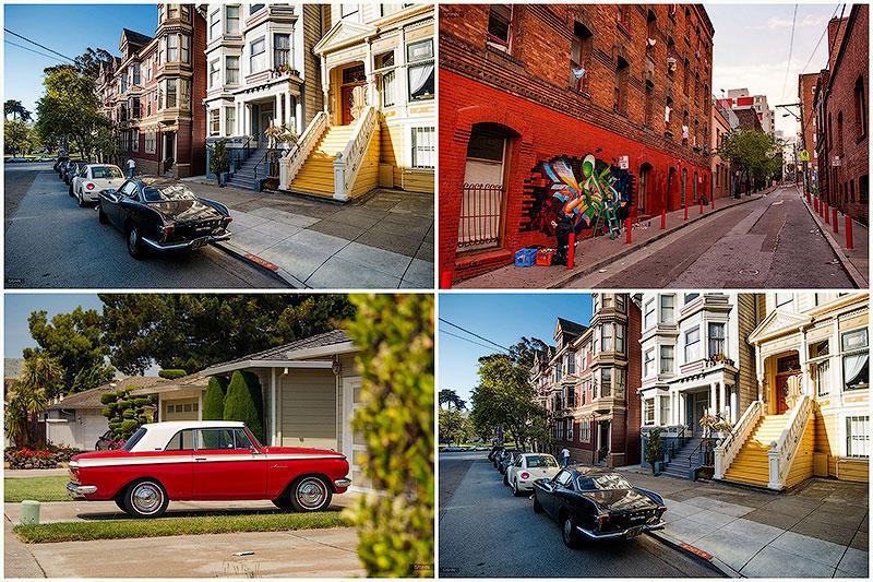 BIGPIC60 Город солнца. Сан Франциско