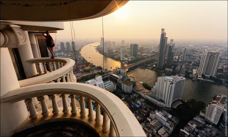 Bangkok00 800x483 Высотный Бангкок