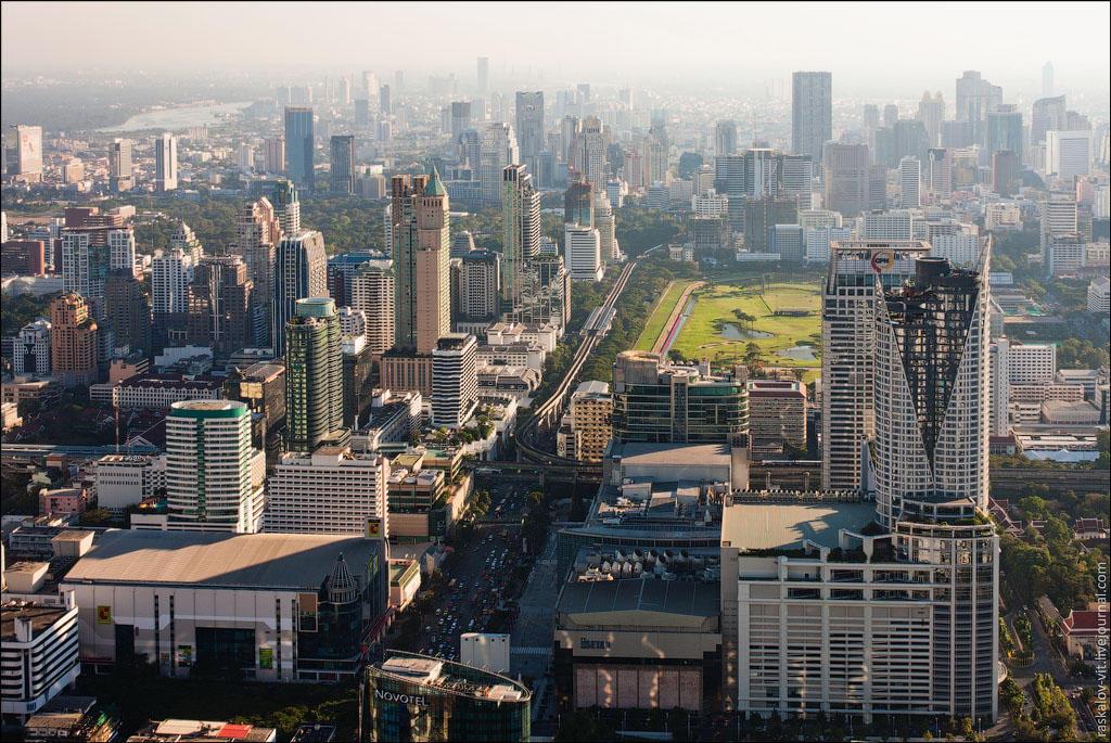 Высотный Бангкок