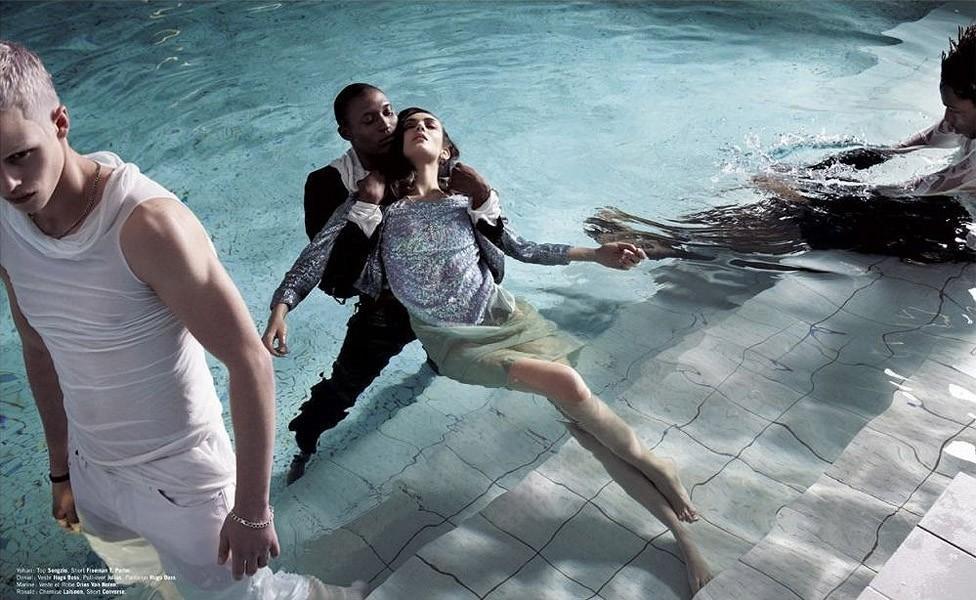 BillyNava17 Fashion фотография от дуэта Билли Нава