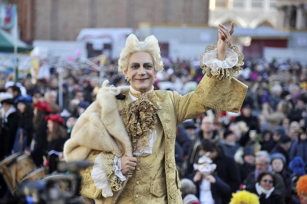 секс венеция карнавал фото