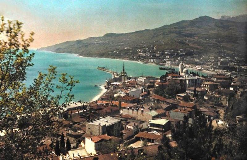Crimea20s07 800x517 Крым 1925 года на цветных фото