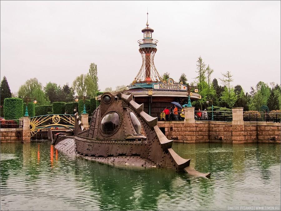 Disneyland02 Европейский Диснейленд