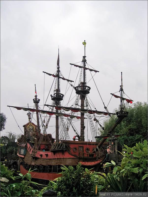 Disneyland03 Европейский Диснейленд