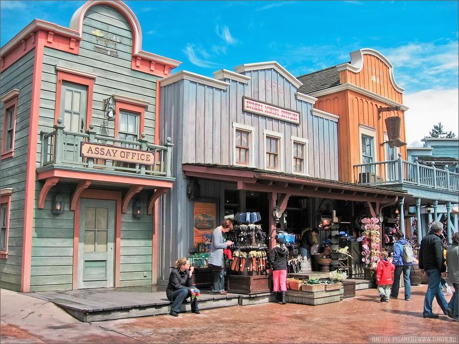 Disneyland11 Европейский Диснейленд