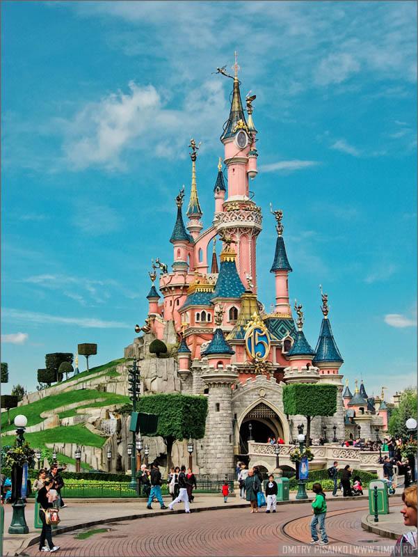 Disneyland12 Европейский Диснейленд