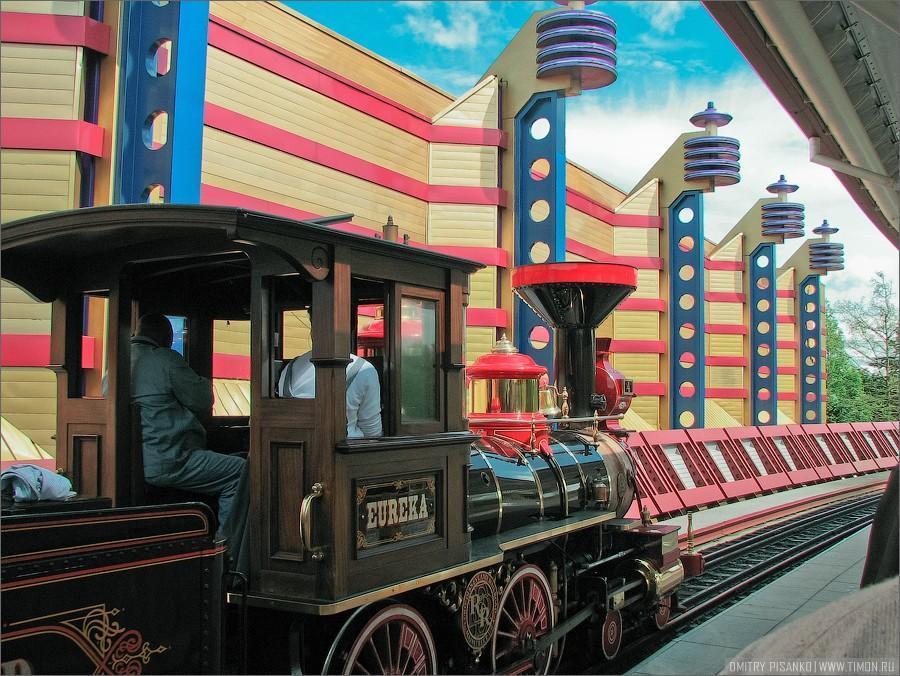 Disneyland16 Европейский Диснейленд