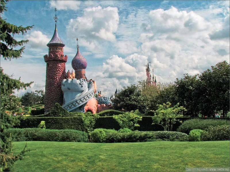 Disneyland17 800x600 Европейский Диснейленд