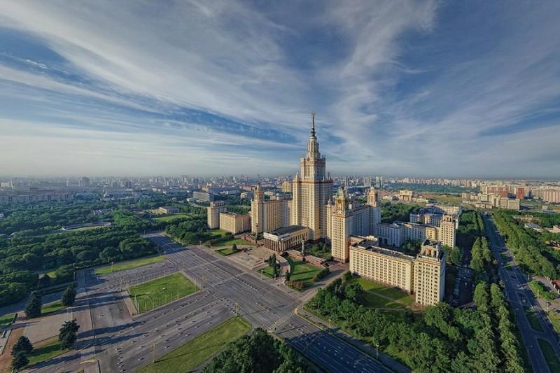 MSU21 800x533 Главное здание МГУ: история строительства