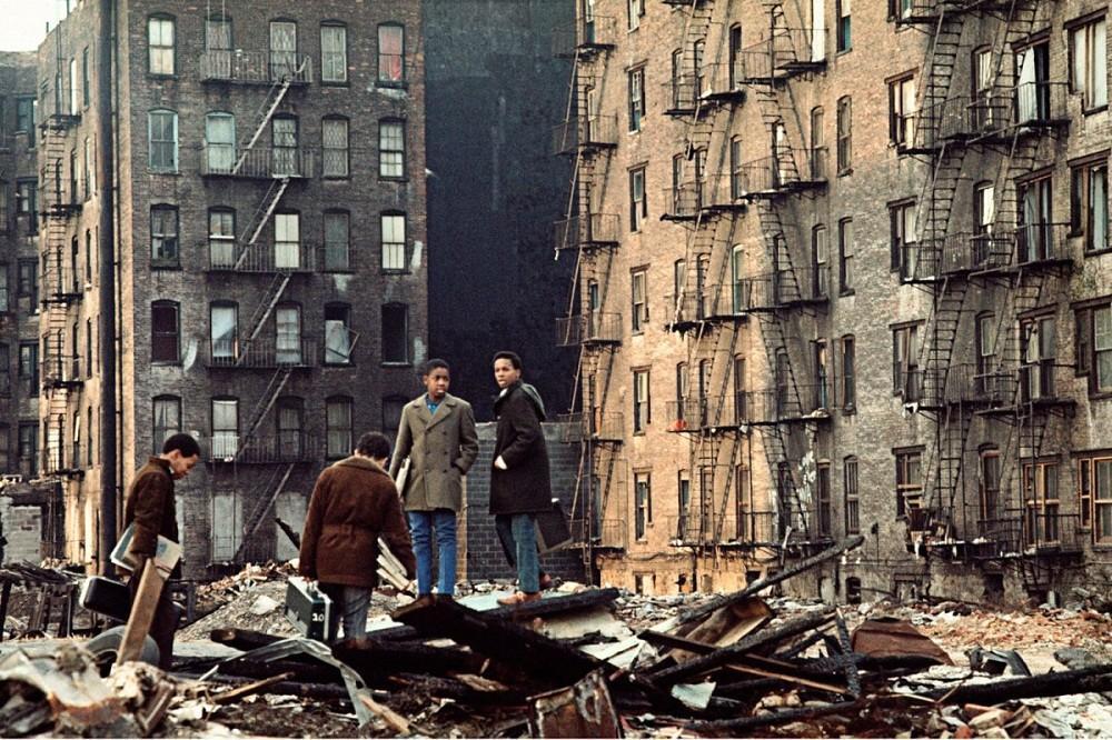 NY70s08 Нью Йорк 70 х годов