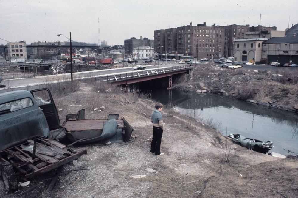 NY70s24 Нью Йорк 70 х годов