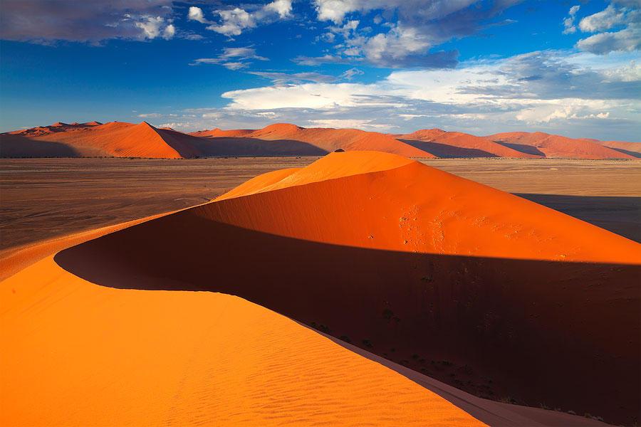 Namibia01 Фантастические пейзажи Намибии