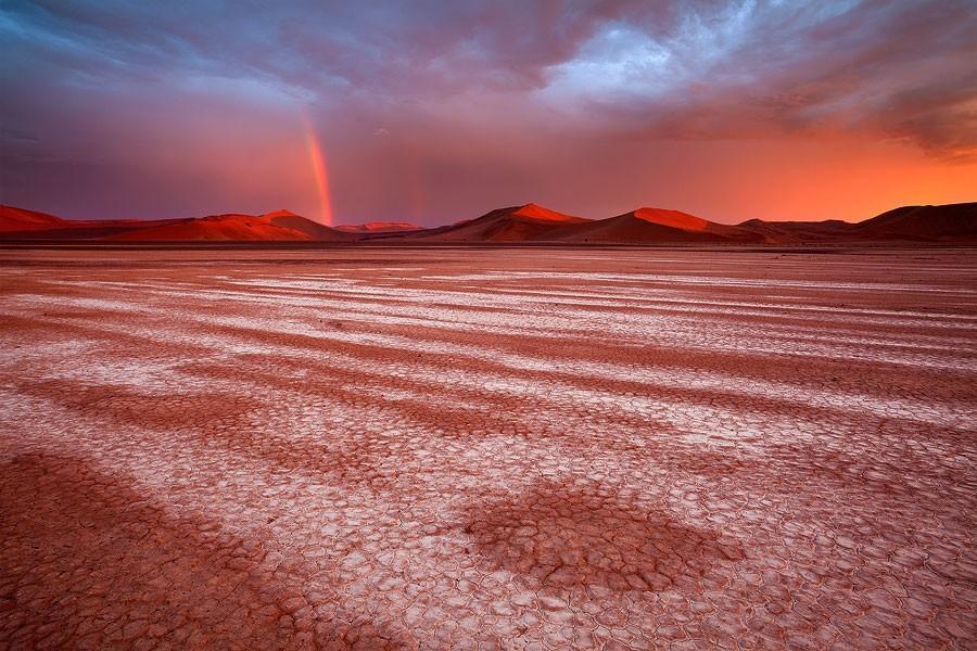 Namibia02 Фантастические пейзажи Намибии