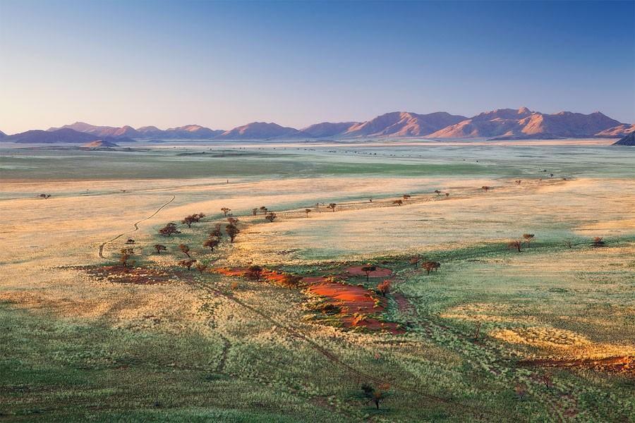 Namibia04 Фантастические пейзажи Намибии