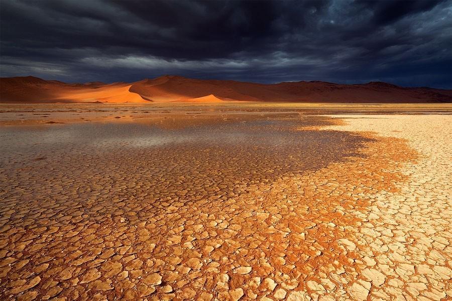 Namibia05 Фантастические пейзажи Намибии