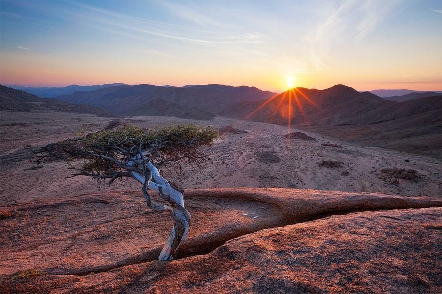 Namibia06 Фантастические пейзажи Намибии