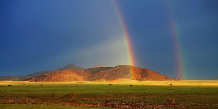 Namibia07 Фантастические пейзажи Намибии