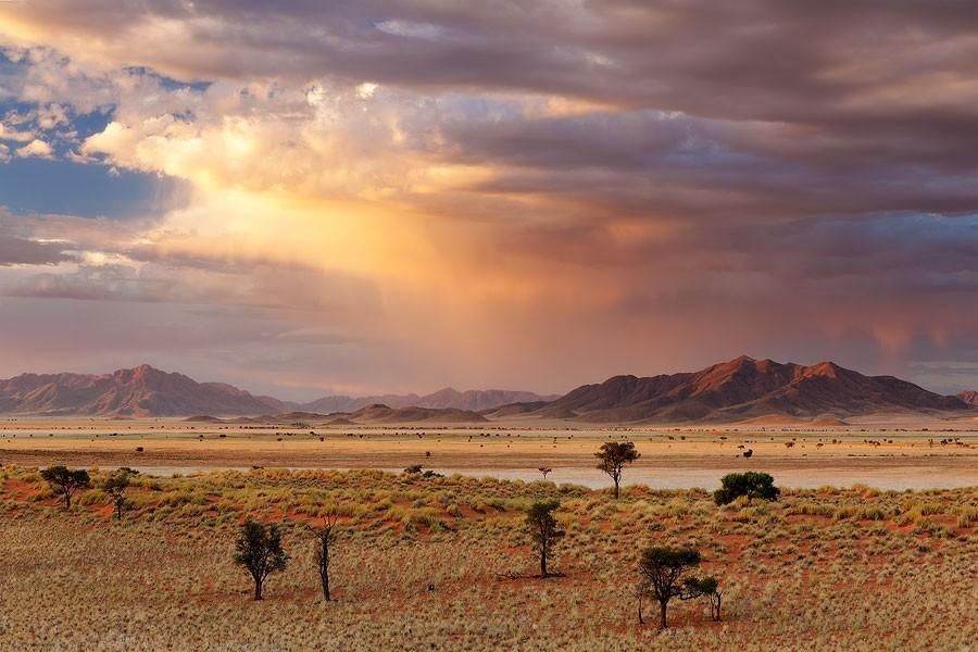 Namibia08 Фантастические пейзажи Намибии