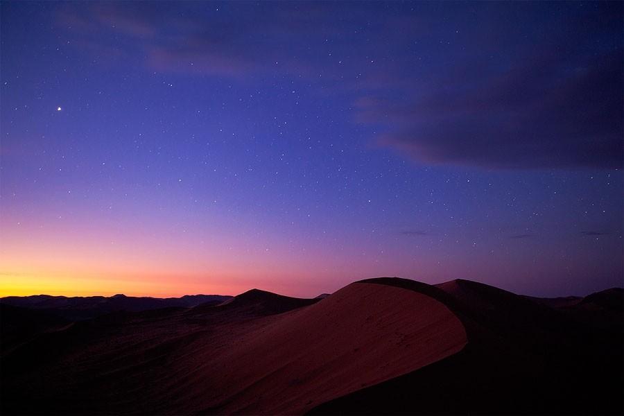 Namibia09 Фантастические пейзажи Намибии