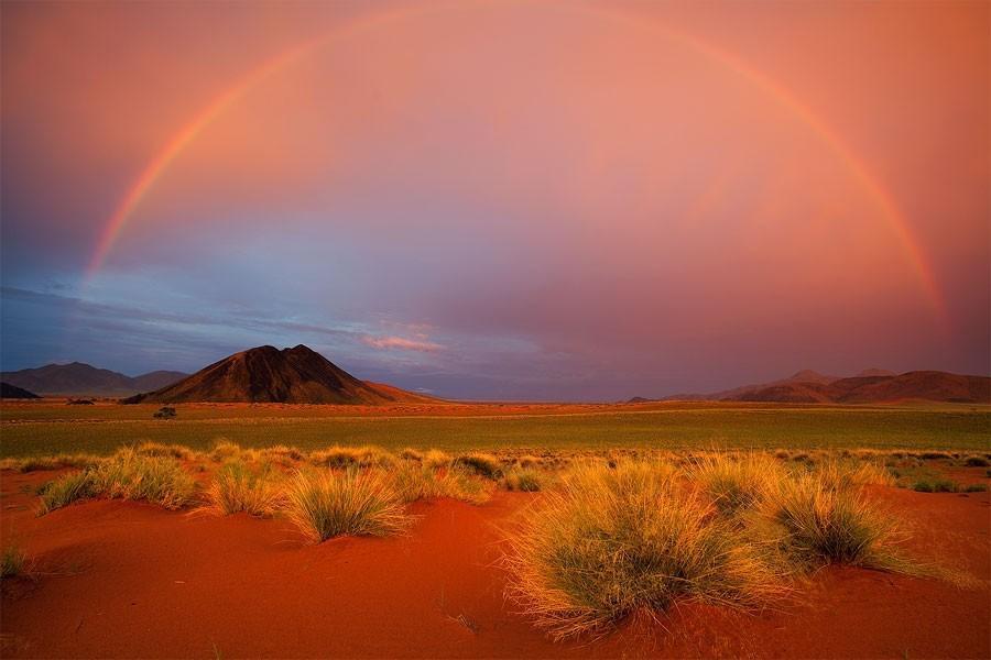 Namibia10 Фантастические пейзажи Намибии