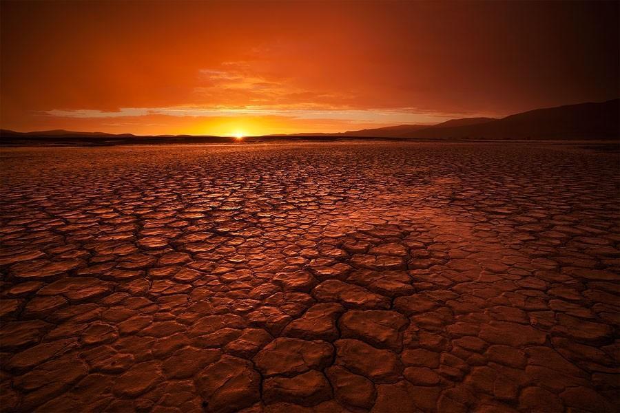 Namibia11 Фантастические пейзажи Намибии