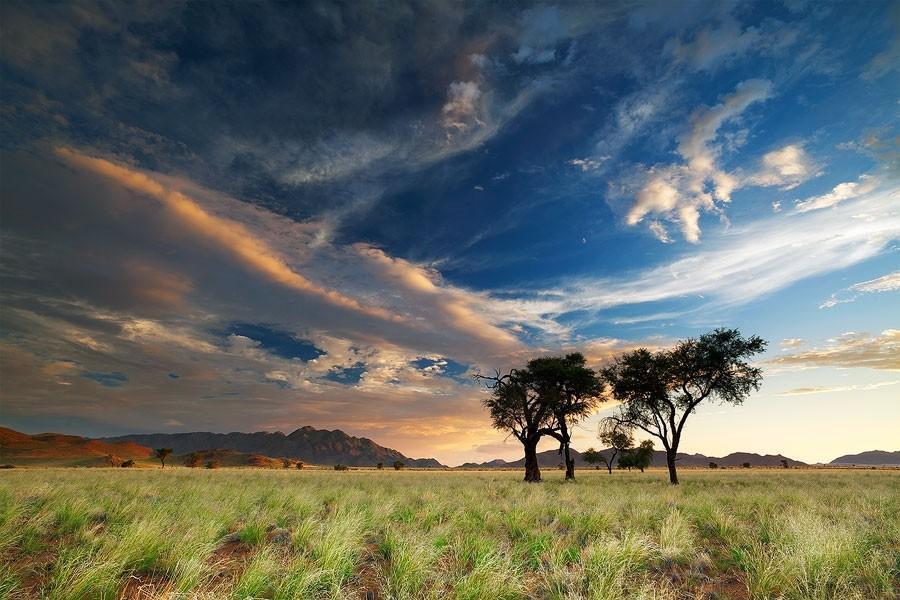 Namibia12 Фантастические пейзажи Намибии
