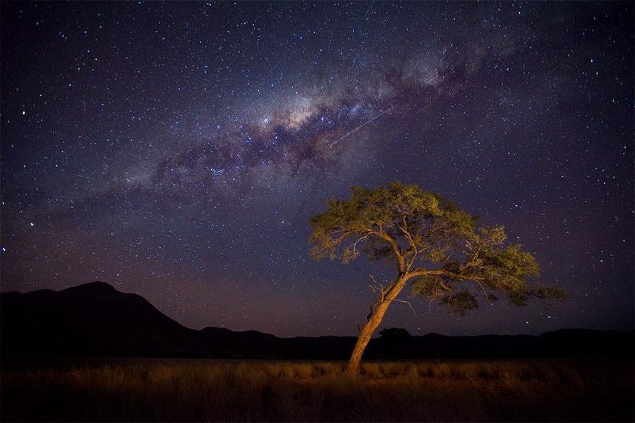 Namibia14 Фантастические пейзажи Намибии