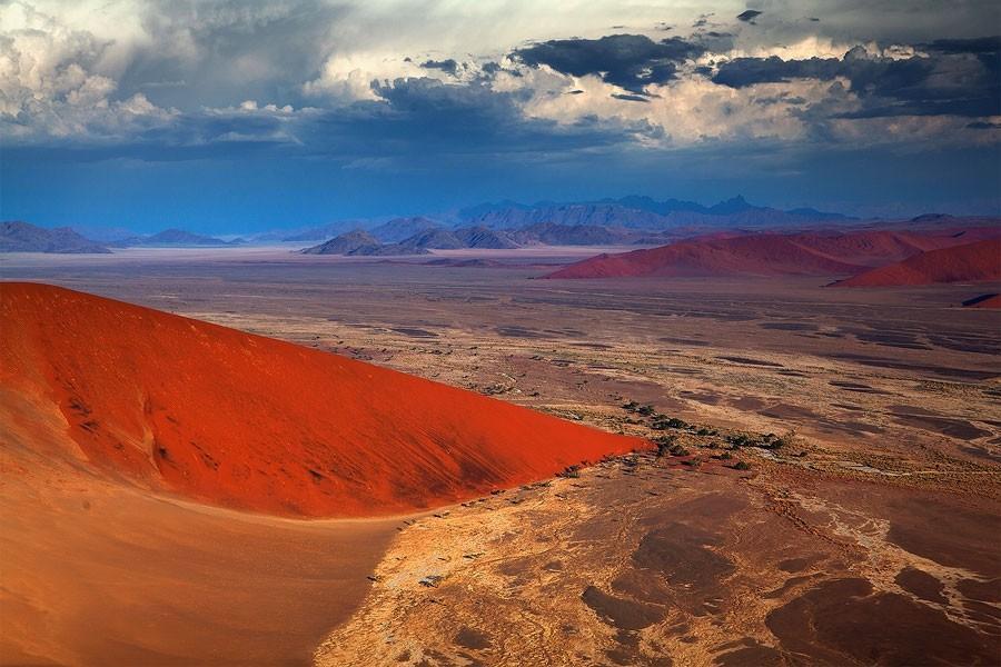 Namibia15 Фантастические пейзажи Намибии
