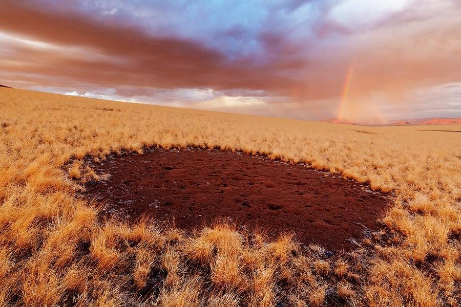 Namibia22 Фантастические пейзажи Намибии